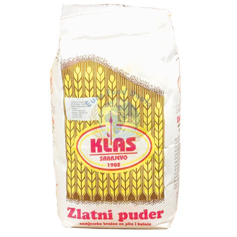 Klas Zlatni Puder Flour (2Kg) 1