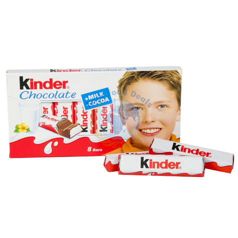 Kinder Chocolate Online