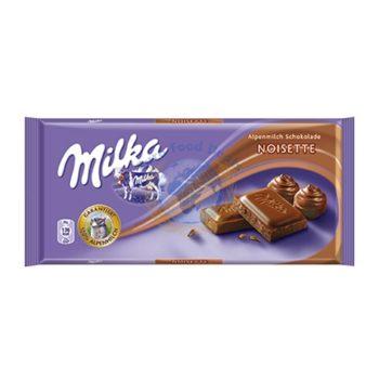Milka Noisette Chocolate(100G) 1