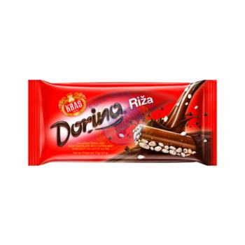 Kras Dorina Milk Chocolate With Biscuit Gift Box 250G