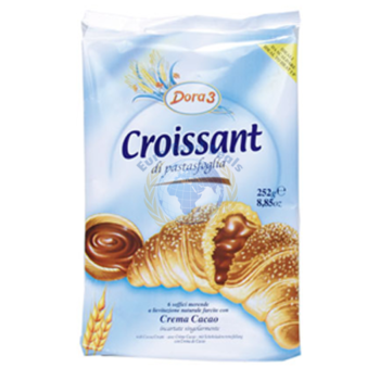 Antonelli Dora3Cocoa Cream Croissants(252G) 1