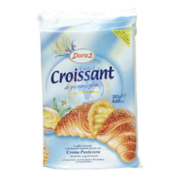 Antonelli Dora3 Croissant Pasticcera Custard (252G) 1