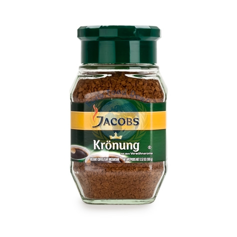 jacobs kronung im angebot jacobs kronung instant coffee green 100g euro food deals