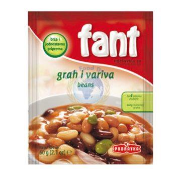 Podravka fant for beans online