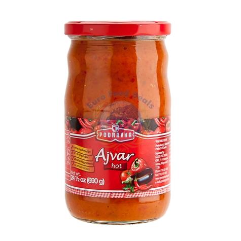 Podravka Hot Ajvar Online
