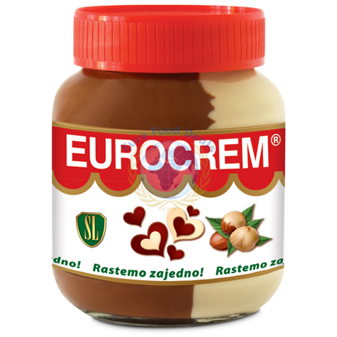 Eurocrem Spread (800G) - Euro Food Deals