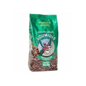 Loumidis-Papagalos-Greek-Coffee-464G