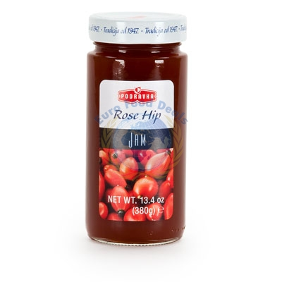 Rose Hip Jelly And Jam Recipe — Dishmaps