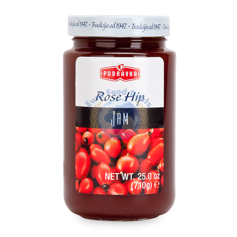 podravka rose hip jam 710g 4 69 podravka rosehip jam is distinguished ...
