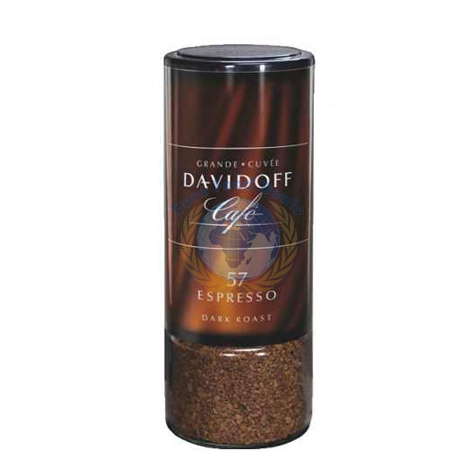Davidoff Cafe Espresso 57 Instant Coffee 100g Euro Food
