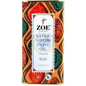 Zoe Olive Oil 1L