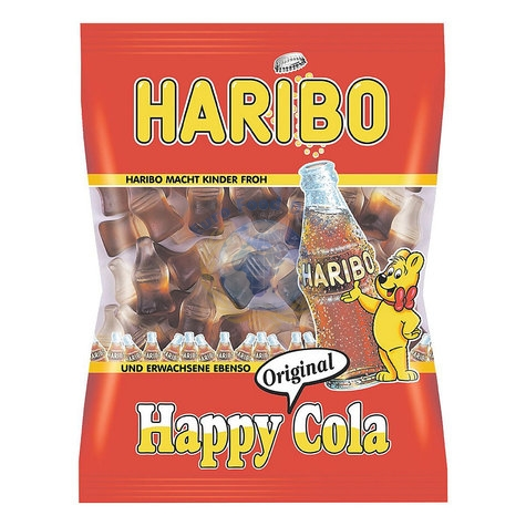 Haribo Original Happy Cola 100g