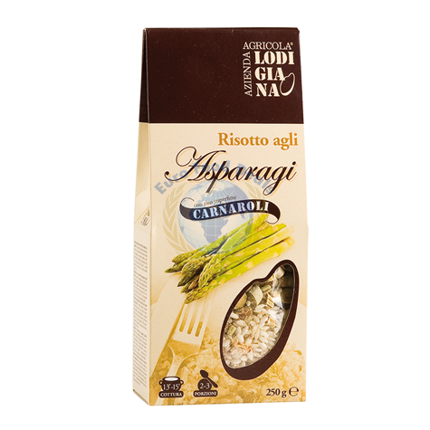 Lodigiana Risotto With Asparagus 250g