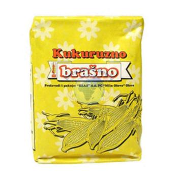 Klas Maize Flour 1kg